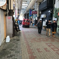 Photo taken at 相合橋筋商店街 by quiche on 2/18/2018