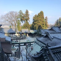 Photo taken at 宝山寺 by quiche on 3/11/2018