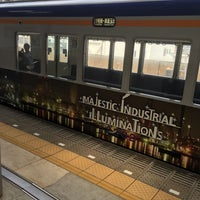 Photo taken at Kishinosato-Tamade Station (NK06) by quiche on 7/8/2017