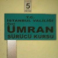 Photo taken at umran surucu kursu namazgah by safak i. on 7/16/2014