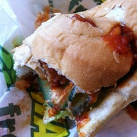 Photo taken at SUBWAY by Laura H. on 12/6/2012