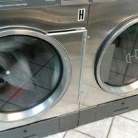 Photo taken at Apollo Express Laundromat by vinx on 1/25/2013