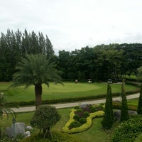 Photo taken at Sir James Resort & Country Club by HEMMAWICH N. on 7/16/2013