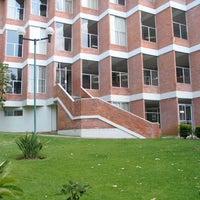 Photo taken at Universidad Latina de America by Universidad Latina de America on 10/24/2013