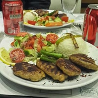Photo taken at Hafız Ali Cafe Güneşli by Aynur on 2/3/2015