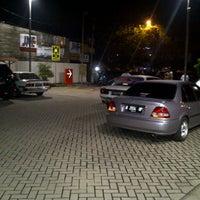 Photo taken at SPBU TOTAL Bumi Serpong Damai (BSD) by Andi H. on 11/14/2012