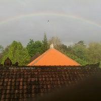 Photo taken at SMAN 1 Kuta Utara by yohan n. on 11/6/2012