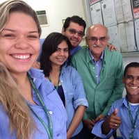 Photo taken at Canteiro Galvão - RNEST/C17 by Lucyla C. on 6/20/2014