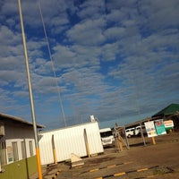 Photo taken at Canteiro Galvão - RNEST/C17 by Lucyla C. on 8/15/2014