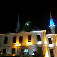Photo taken at Ehlibeyt Camii by Ali U. on 9/12/2016