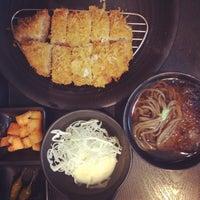 Photo taken at 25카츠 (25カツ) by Sora Y. on 8/27/2014