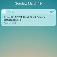Foto tirada no(a) Court Street Grocers por SirSirAaron [. em 3/19/2017
