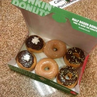 Photo taken at Dunkin' Donuts by Chanell A. on 2/20/2015