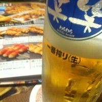 Photo taken at 居楽屋 笑笑 月島駅前店 by お か だ. on 11/21/2012