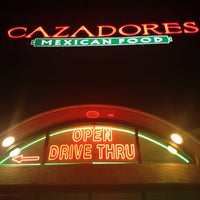 Photo taken at Cazadores Mexican Food by David S. on 12/9/2014
