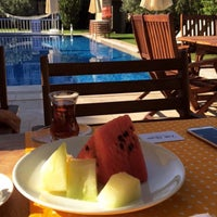 Photo taken at VILLA RUSTICA HOTEL by Halil S. on 9/3/2017