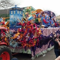 Photo taken at Mid City Parade by Anthea T. on 2/10/2013