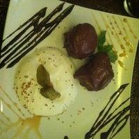 Das Foto wurde bei Amigos - Food Lounge von Ilke S. am 12/10/2013 aufgenommen