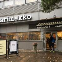 Photo taken at Marimekko by Yuri I. on 10/16/2017
