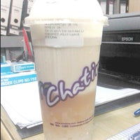 Photo taken at Chatime (Good Tea Good Time) by Kenvin S. on 9/27/2013