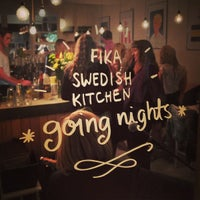 Photo taken at Fika Swedish Kitchen by Fika Swedish Kitchen on 10/25/2013