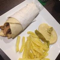 Photo taken at Arabito - Shawarma y Parrillada by Eliana J. on 11/9/2013