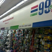 Photo taken at 99¢ Only Store by Juanma C. on 12/22/2013