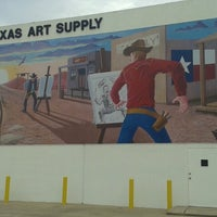 Photo taken at Texas Art Supply by Juanma C. on 9/27/2014