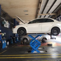 Photo taken at CKL Auto Centre Sdn. Bhd. by Bryan C. on 10/30/2016