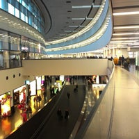 Photo taken at Vienna International Airport (VIE) by Nata S. on 11/4/2013