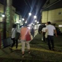Photo taken at 山代温泉 源泉公園足湯 by Yukihiro F. on 8/20/2016