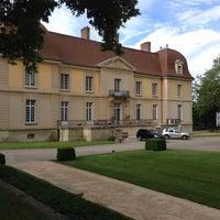 Photo taken at Parc départemental de Lacroix-Laval by Alexandre M. on 6/21/2013