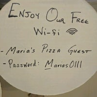 Photo taken at Maria's Pizzaria by Michael L. on 9/30/2016