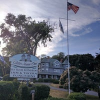 Photo taken at Castle Manor Inn by Michael L. on 9/1/2017