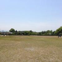 Photo taken at 豊前国府跡公園 by heifon 0. on 5/11/2014