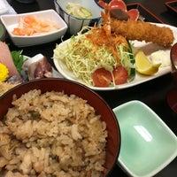 Photo taken at おさかな工房魚清 by 杉山 智. on 2/16/2017