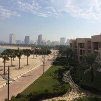 Photo taken at Marina Hotel by Yasir on 12/30/2013