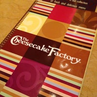 Photo taken at The Cheesecake Factory by Yasir on 10/6/2012