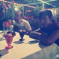Photo taken at Narin Dondurma by Özkan A. on 7/8/2014