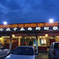 Photo taken at Loon Sing Seafood Restaurant (隆盛中泰海鲜酒家) by Kenneth W. on 8/15/2015
