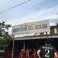 Photo taken at Restaurant Kg. Kulim by Kenneth W. on 8/16/2016