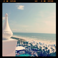 Photo taken at Loews Don CeSar Hotel by Miss Kelly J. on 7/26/2013