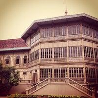 Photo taken at Vimanmek Mansion by Kaew_kikkok on 2/2/2013