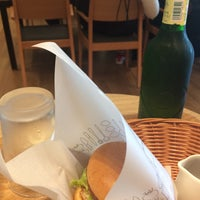 Photo taken at MOS Cafe by nenkun on 8/25/2017