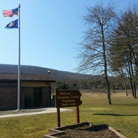 Photo taken at Columbia County Roadside Rest Area (Westbound) by Donald F. on 4/5/2013