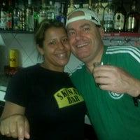 Photo taken at Skyna's Bar by Flavio Antonio Palezi P. on 11/9/2013