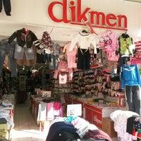 Photo taken at Dikmen Çorap by Recep A. on 10/28/2013