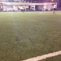 Photo taken at Champions Mini Football Club by Ada P. on 10/29/2012