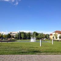 Photo taken at Debreceni Egyetem Kassai Campus by Nù T. on 5/12/2014