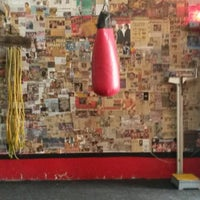 Photo taken at Ojo De Tigre Box y Muay Thai by Mauricio M. on 5/26/2014